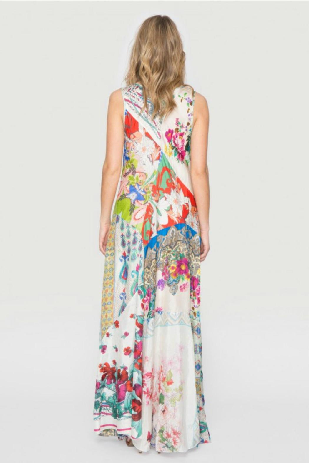 Johnny Was Silk Maxi Dress From New Orleans By Je T Aime Nola