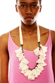 Shoptiques Product: Tulle Necklace - Front full body