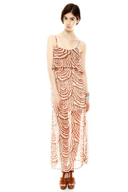 Shoptiques Product: Scoop Neck Maxi Dress