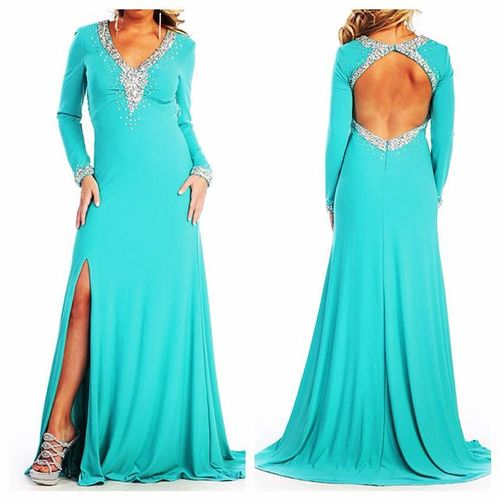 Embellished Gown - Main Image