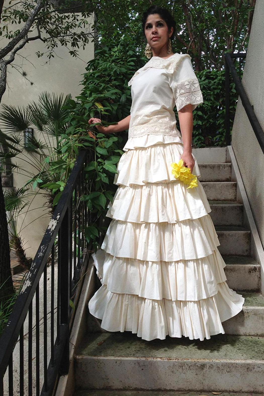 Nativa Mexican Wedding Dress from Texas Shoptiques