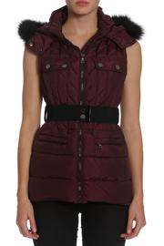 Members Only Puffer Vest - Product Mini Image