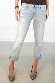 Shoptiques Product: Alexa Crop Denim