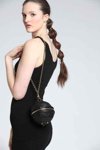 Shoptiques Product: Ball and Chain Bag - main