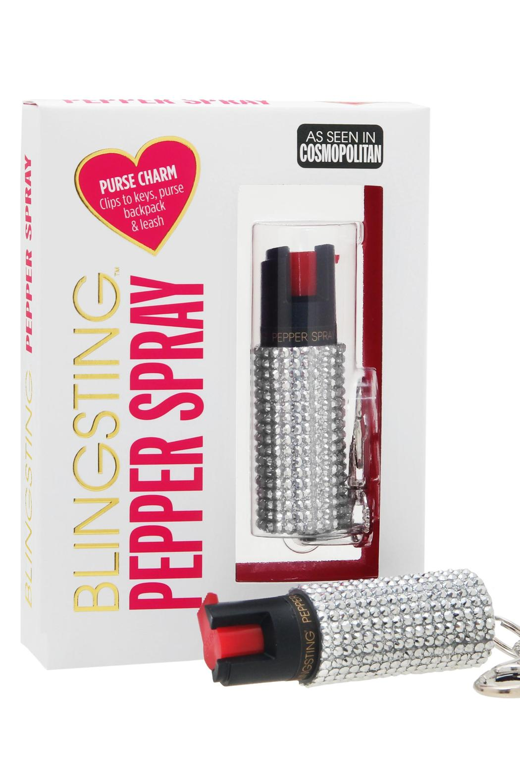 Blingsting Pepper Spray - Front Cropped Image
