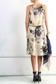 BEULAH STYLE Floral Mock Dress - Side cropped
