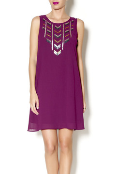 Shoptiques Product: Garnet Arrow Shift Dress
