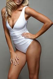 BeachCandy Shirred One Piece - Other