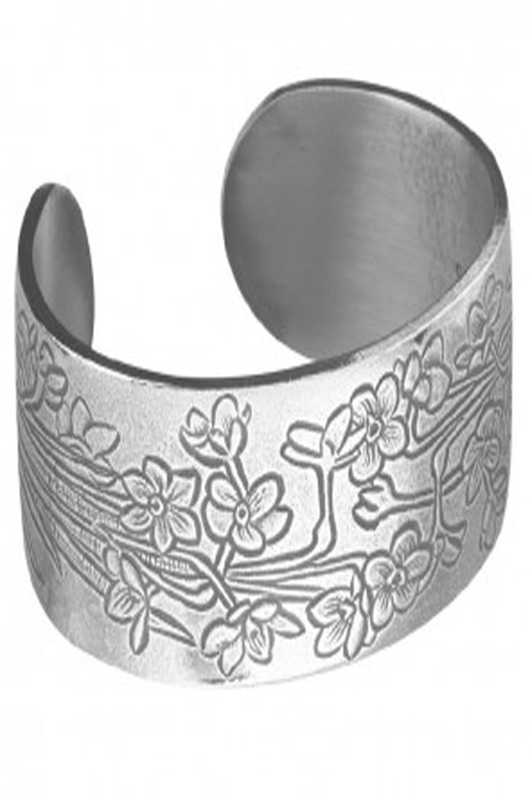 Sanctuary Home And Gifts December Flower Bracelet - Main Image