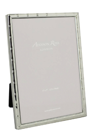 Addison Ross 8x10 Cane Silver Plated Frame - Product Mini Image