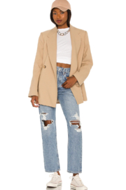AGOLDE 90's Jean Wander - Front cropped