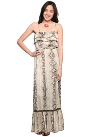 Shoptiques Product: Python Maxi Dress