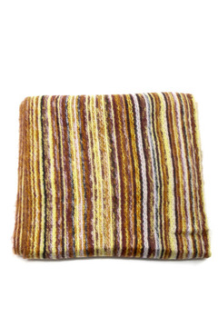 2 Chic Striped fringe scarf - Product List Image