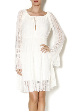 Scully Boho Lace Dress - Product List Image