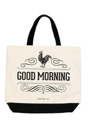 Seltzer Goods Rooster Morning Tote - Product Mini Image