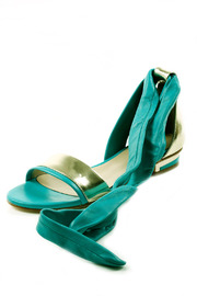 Shoptiques Product: Ankle Ribbon Sandal