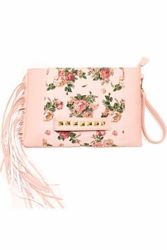 NONE Floral Handheld-Floral Clutch - Product List Image