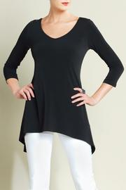 Clara Sunwoo Point Hem Tunic - Product Mini Image