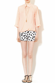 Madison Square Clothing Charlotte Blouse - Front full body