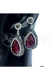 Ananda 925 Silver Earring - Product Mini Image