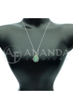 Shoptiques Product: 925 Silver Necklace