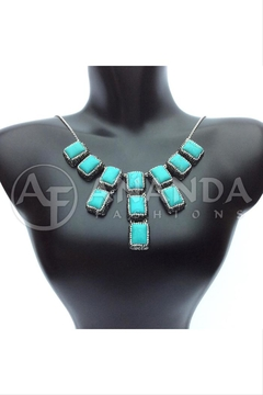 Ananda 925 Silver Necklace - Alternate List Image