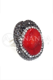 Ananda 925 Silver Ring - Product Mini Image