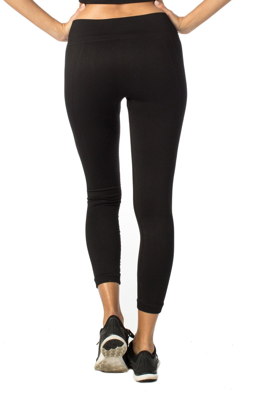 925 FIT Avocardio Seamless Legging - Side Cropped Image