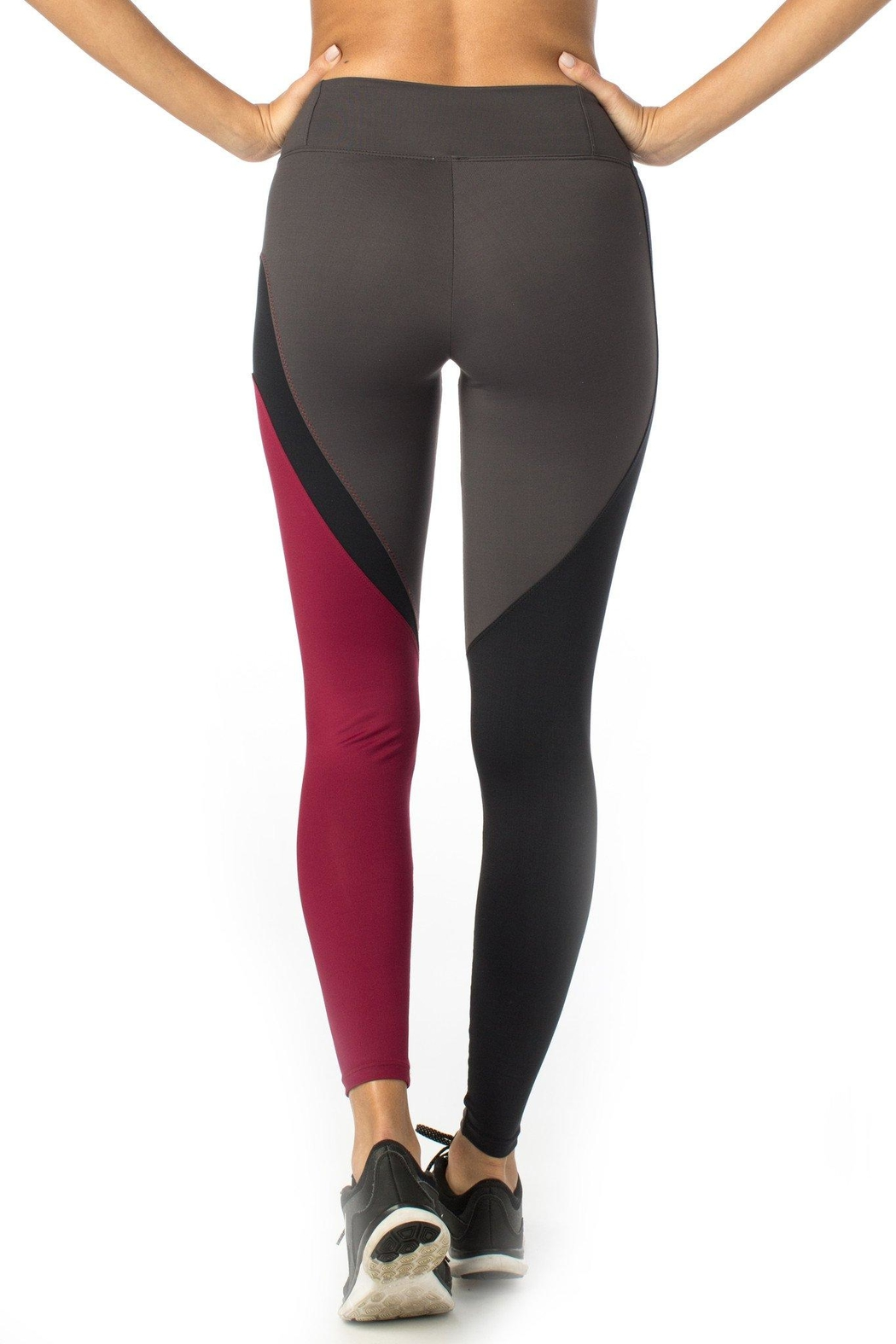 925 FIT Collateral Damage Legging - Side Cropped Image