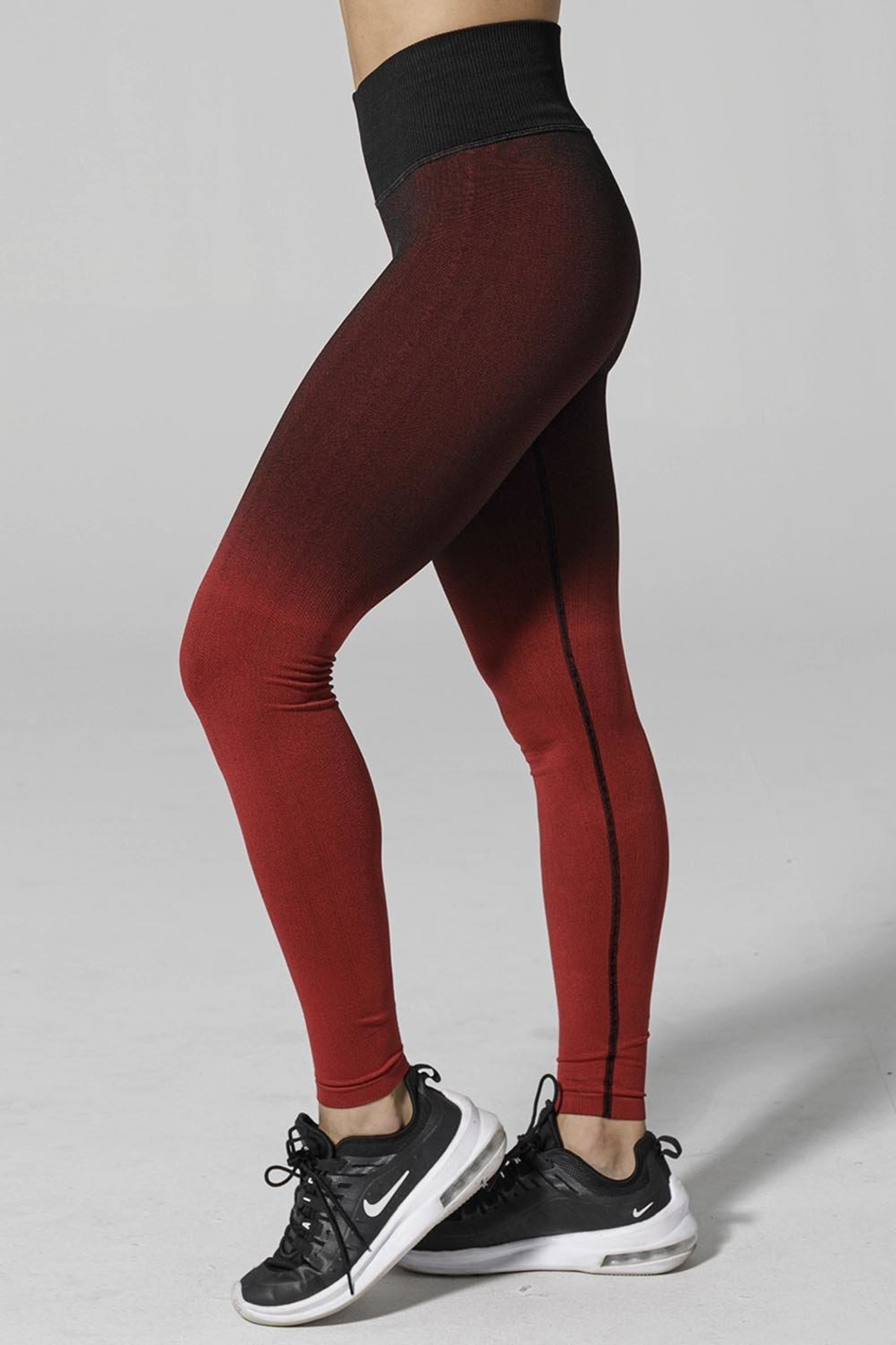 925 FIT Shady Leggings - Front Cropped Image