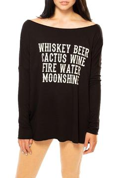 Shoptiques Product: Whiskey Beer Poncho