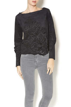 Liberty Garden Laser-Cut Top - Product List Image