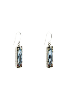 Shoptiques Product: Firefly Rectangle Earrings