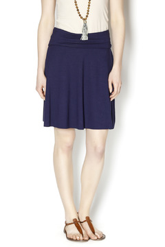 Shoptiques Product: Foldover Knit Skirt