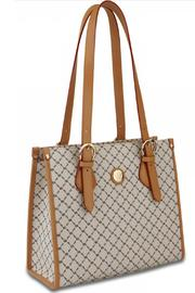 Rioni Signature Shoulder Tote - Front full body