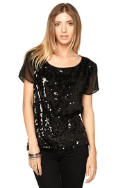 Shoptiques Product: In Love Sequin Top