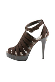 Shoptiques Product: Gladiator Sandals - Side cropped