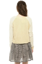 the Clas-sic King of the Jungle Sweater - Back cropped