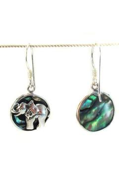 Shoptiques Product: Happy Elephant Earring