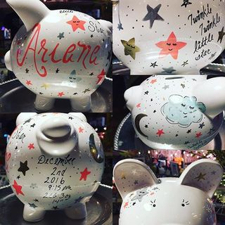 Shoptiques Piggy Bank