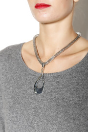 Jaqueline Kent Mia Necklace - Front full body