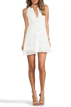 Cynthia Vincent Lace Inset Dress - Product List Image