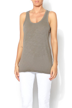 Dylan Heathered Tank - Product List Image