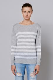 360Sweater Stripe Sweater - Product Mini Image