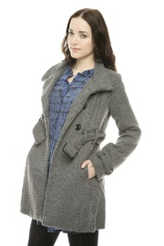 Voice Twill Coat - Side cropped