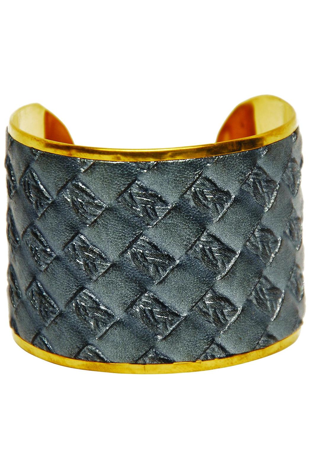 Made It! Vegan Collection Cuffs - Front Cropped Image