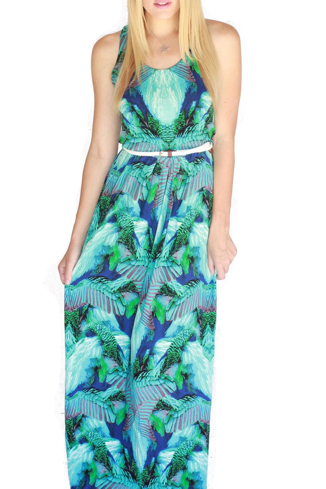 Tart Collections Island Belted Maxi - Main Image