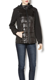 Tribal Black Snow Repellant Jacket - Product Mini Image