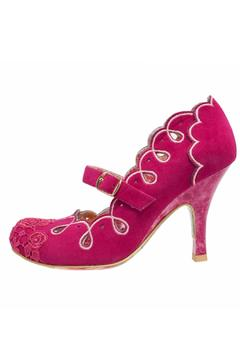 Shoptiques Product: Scalloped Mary Janes