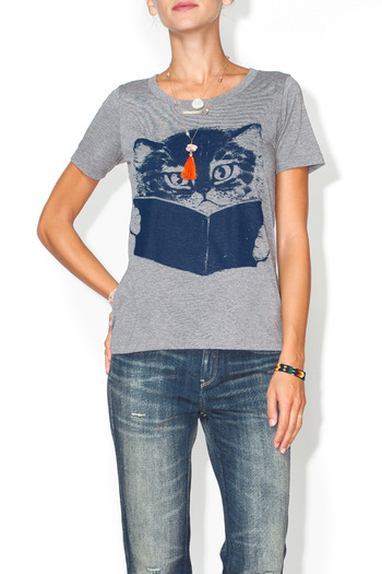Shoptiques Product: First Edition Tee - main